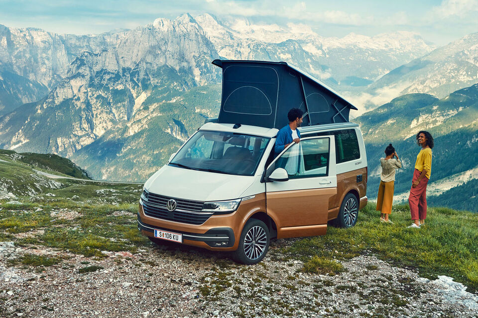VW California 6.1 munte